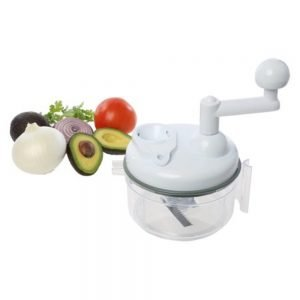 Salsa Master Salsa Maker, Food Chopper, Mixer and Blender